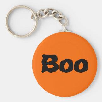 """Halloween """"Boo"""" Keychain"""