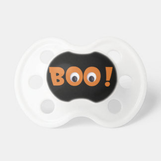 Halloween Boo Party Baby Pacifier