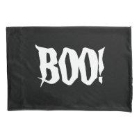 Halloween BOO! Pillow Case
