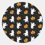 Halloween Boo Sticker