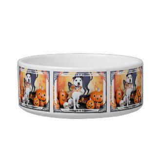 Halloween - Border Collie - Tywin Pet Food Bowl