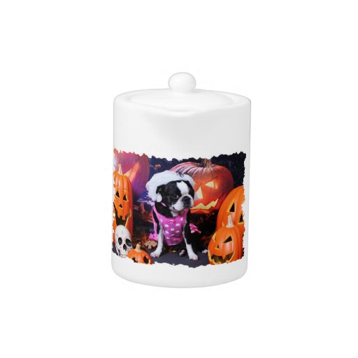 Halloween - Boston Terrier - Georgia