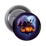 ¡Halloween! - Botón Pin