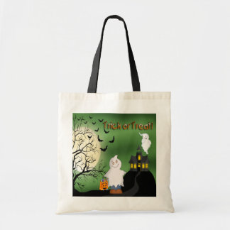 Halloween Boy Ghost Bags