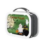 Halloween Boy Ghost Lunch Box