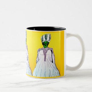 HALLOWEEN, BRIDE OF FRANKENSTEIN mug
