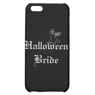 Halloween Bride with Ghost iPhone 5C Case