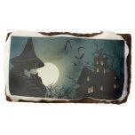 Halloween: bruja y casa hounted