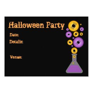 Halloween Bubbles Card