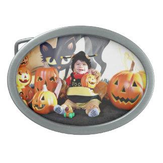 Halloween - Bumble Bee - Emilio Oval Belt Buckle