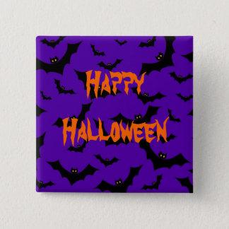 Halloween Button - Bats