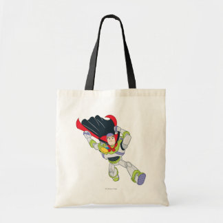Halloween Buzz Lightyear in Cape Tote Bag