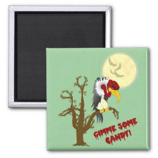 Halloween Buzzard Magnet