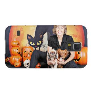 Halloween - cacahuete de la chihuahua - Shih Tzu - Funda De Galaxy S5
