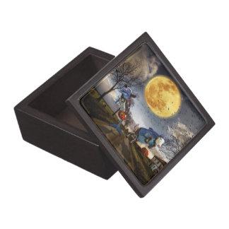 Halloween - caja de regalo cajas de regalo de calidad