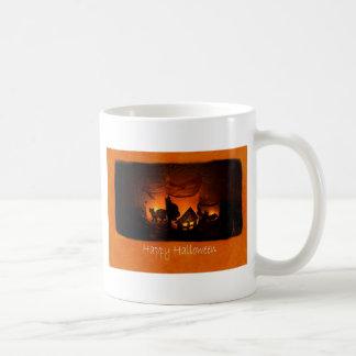 Halloween Candles 1 - Happy Halloween Coffee Mug