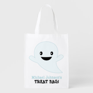 Halloween Candy Bag | Ghost Market Totes