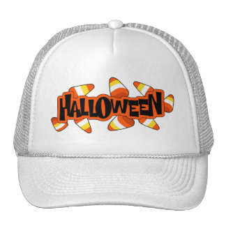 Halloween Candy Corn Hat
