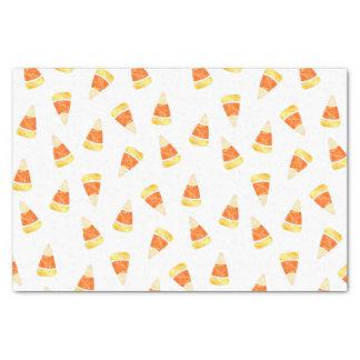 Halloween Candy Corn Print Tissue Paper