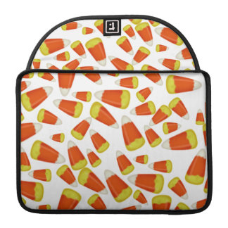 Halloween Candy Corn Sleeves For MacBook Pro