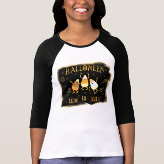 Halloween Candy Corn T-Shirt shirt