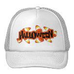 Halloween Candy Corn Trucker Hat
