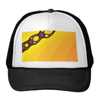 Halloween Candy! Fractal Art Creations Mesh Hats