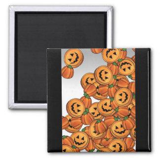 Halloween Candy  Magnet