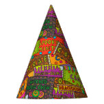 Halloween Candy Party Hat