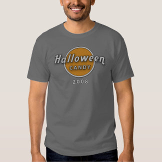 halloween candy tee