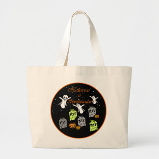 Halloween Candy Totes Bags