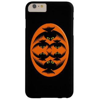 Halloween canta caso del iPhone Funda De iPhone 6 Plus Barely There