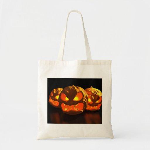Halloween Canvas Bag
