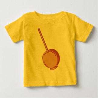 Halloween Caramel Apple Baby T-Shirt