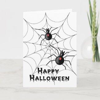 Halloween Card card