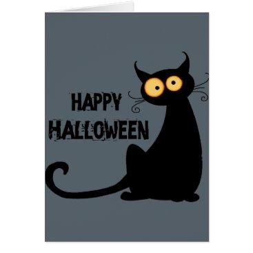 Halloween Themed Halloween Card