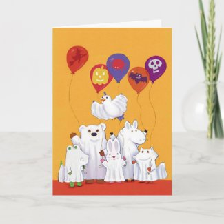 Halloween Cards card