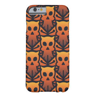 Halloween caro pattern barely there iPhone 6 case