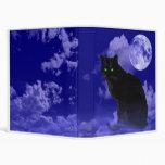 Halloween, carpeta del gato negro, álbum