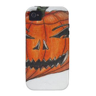 Halloween Vibe iPhone 4 Case