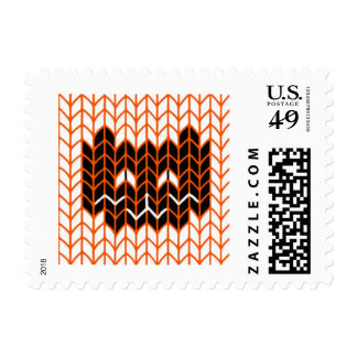 Halloween Cat - 1st Class 4oz Postage Stamps