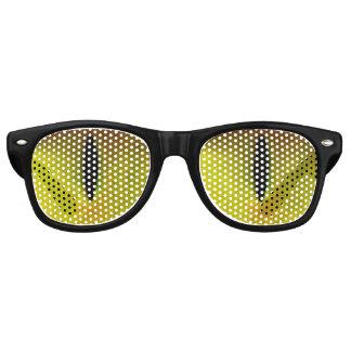 Halloween Cat Eyes Glasses Wayfarer Sunglasses