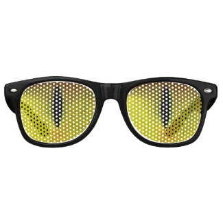 Halloween Cat Eyes Glasses Wayfarer Sunglasses