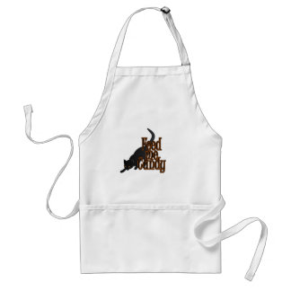 Halloween Cat - Feed Me Candy Apron