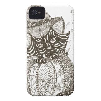 Halloween Cat iPhone 4 Case