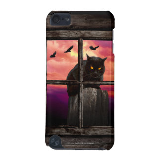 Halloween Cat iPod Touch (5th Generation) Case
