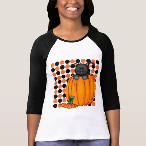 Halloween Cat T-shirts and Gifts