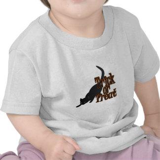 Halloween Cat - Trick or Treat Baby's T-Shirt