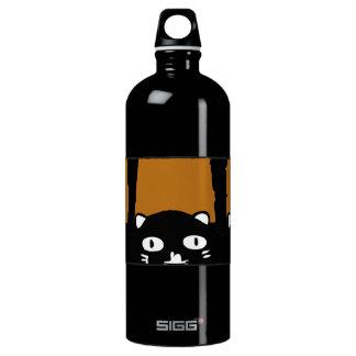 Halloween Cats Water Bottle