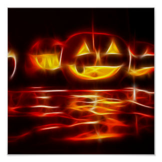 Halloween Celebration Print